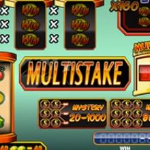 Multistake logo logo
