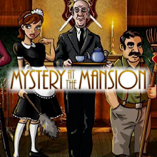 Mystery at the Mansion logo logo
