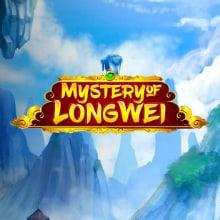 Mystery of Long Wei logo logo