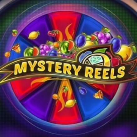 Mystery Reels logo logo