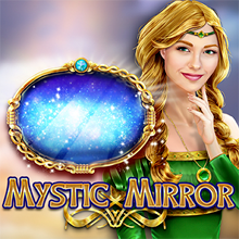 Mystic Mirror logo logo