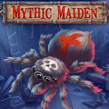 Mythic Maiden logo logo