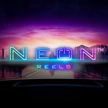 Neon Reels logo logo