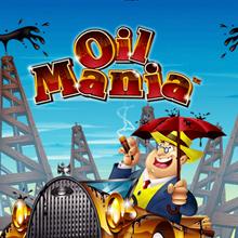 Oil Mania logo logo