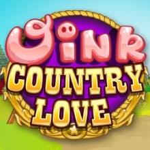 Oink Country Love logo logo