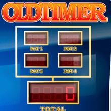 Oldtimer logo logo