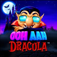Ooh Aah Dracula logo logo