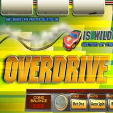 Overdrive logo logo