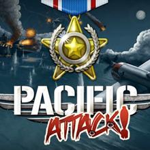 Pacific Attack logo logo