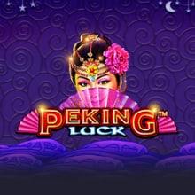 Peking Luck logo logo