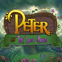 Peter and the Lost Boys logo logo