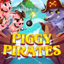 Piggy Pirates logo logo
