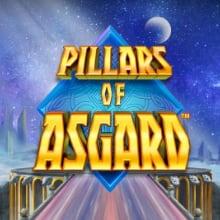 Pillars of Asgard logo logo