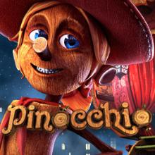 Pinocchio logo logo
