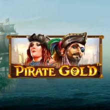 Pirate Gold logo logo