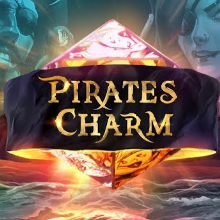 Pirates Charm logo logo