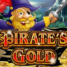 Pirate's Gold logo logo