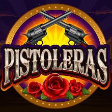 Pistoleras logo logo