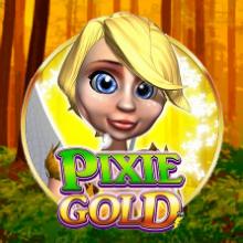 Pixie Gold logo logo