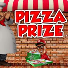 Pizza Prize logo logo