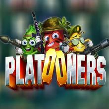 Platooners logo logo