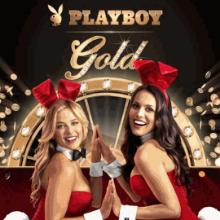 Playboy Gold logo logo