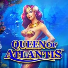 Queen of Atlantis logo logo