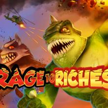 Rage to Riches logo logo