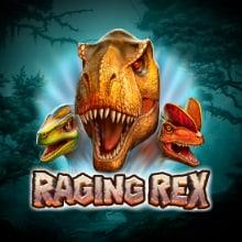 Raging Rex logo logo