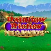 Rainbow Riches Megaways logo logo