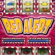 Red Alert logo logo