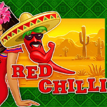 Red Chilli logo logo