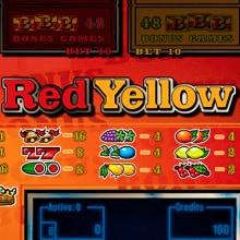Red Yellow logo logo