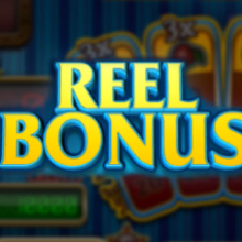 Reel Bonus logo logo
