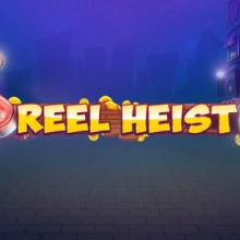 Reel Heist logo logo