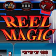 Reelmagic logo logo