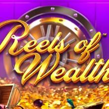 Reels of Wealth logo logo