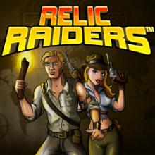 Relic Raiders logo logo