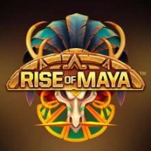 Rise of Maya logo logo