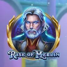 Rise of Merlin logo logo