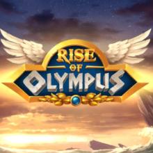 Rise of Olympus logo logo