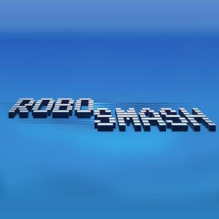 Robo Smash logo logo