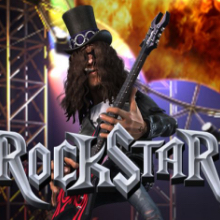 Rock Star logo logo