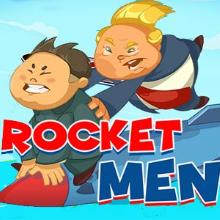 Rocket Men logo logo