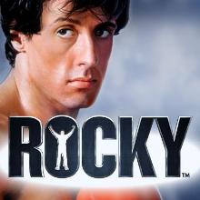 Rocky logo logo