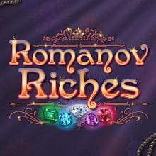 Romanov Riches logo