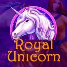 Royal Unicorn logo logo