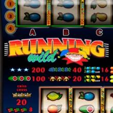 Running Wild logo logo