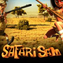 Safari Sam logo logo