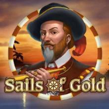 Sails of Gold logo logo